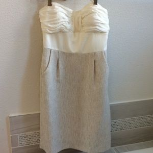 Cremieux Strapless Dress